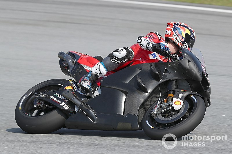 Dovizioso warns Ducati domination not representative