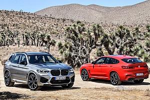 BMW X3 M y X4 M 2019, guerra a la física