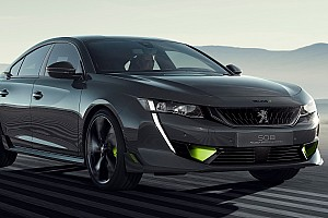 Peugeot 508 Sport Engineered : plus de 400 ch !