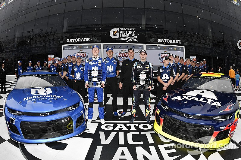William Byron takes Daytona 500 pole as Team Hendrick dominates