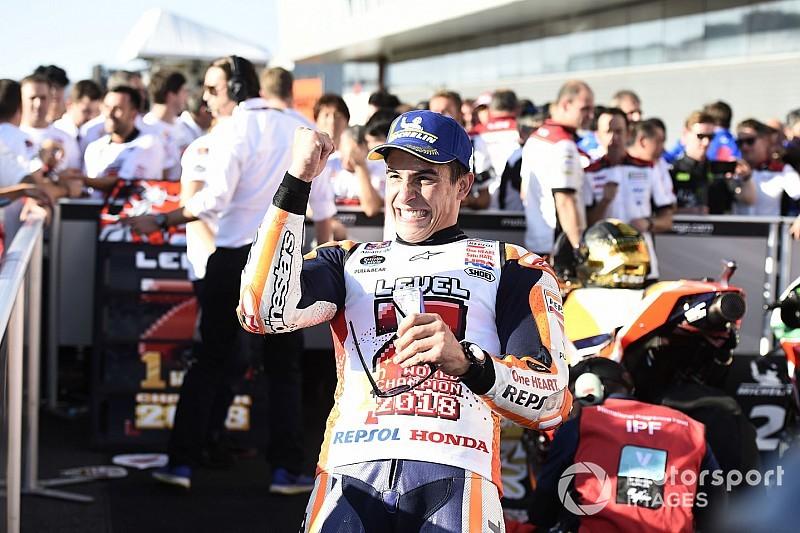 Las mejores historias de 2018, 3: Márquez conquista su quinta corona de MotoGP
