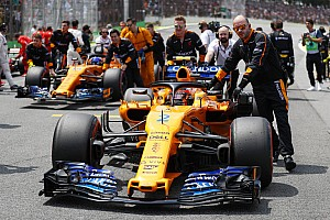 Em má fase, McLaren teve pior grid desde 1983 em Interlagos