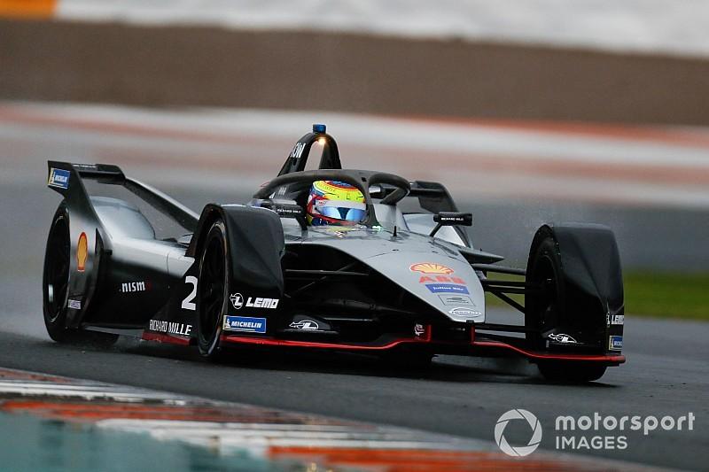 Hivatalos: a Nissan bejelentette Buemi csapattársát a Formula E-ben