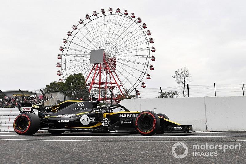 Zittern um Motoröl: Renault und McLaren können fahren