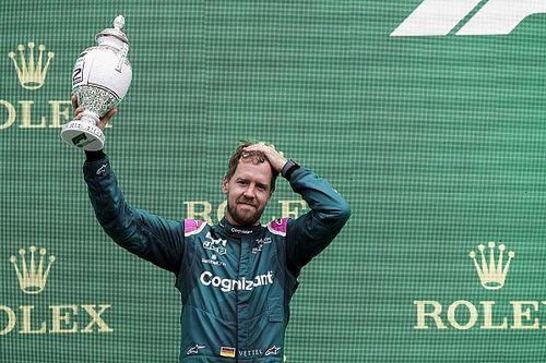 Az Aston Martin fellebbezett Vettel kizárása ellen!
