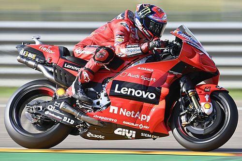 Баньяя на Ducati одержал первую в карьере победу в MotoGP