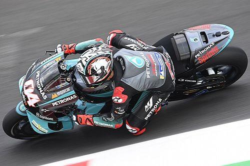 """Dovizioso: """"La sensación con la Yamaha es extraña, pero en el buen sentido"""""""