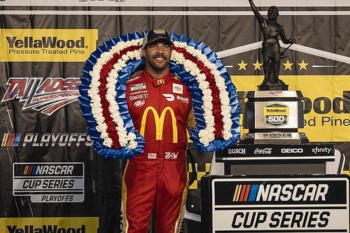 Bubba Wallace Torehan Rekor di NASCAR Cup Series