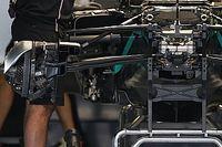 Mercedes va rouler sans le DAS à Portimão