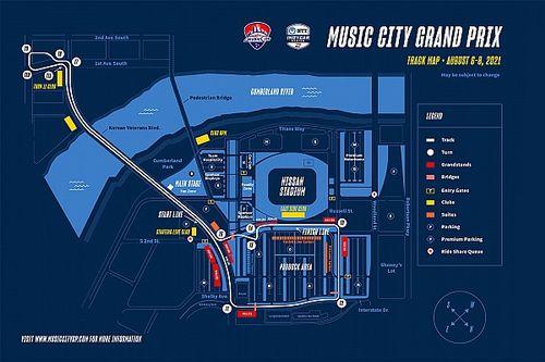 Indycar: ad agosto 2021 il nuovo cittadino di Nashville