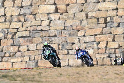 Rins zag dat Morbidelli 'niet te stoppen was' in Teruel GP