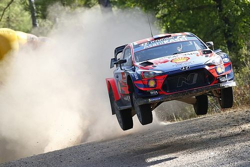 Turkey WRC: Legend Loeb leads after opening day