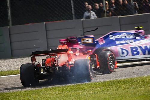 "Stroll ""quite upset"" with Vettel over Monza run-in"