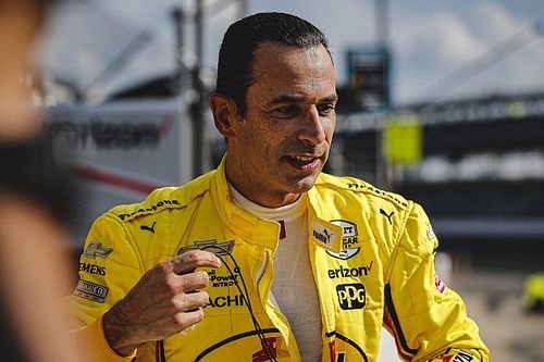 Castroneves wraca do IndyCar