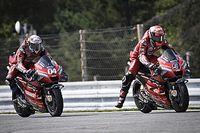 「今までのセットアップが機能しない……」ドヴィツィオーゾ、新タイヤに大苦戦