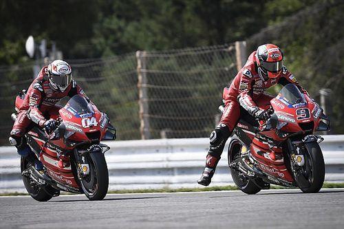 """Dovizioso: """"Ducati, dobbiamo lavorare uniti e con calma!"""""""