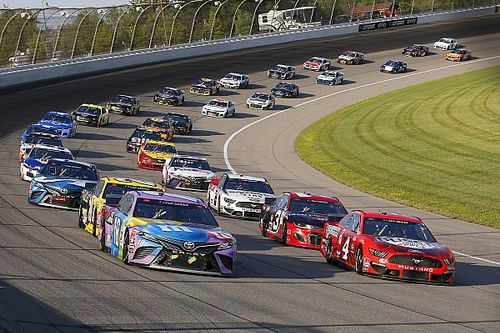 """Debut of choose rule in Cup Series provided """"different possibilities"""""""