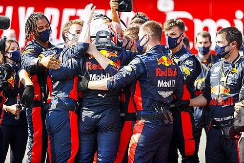 レッドブル代表、フェルスタッペンのパフォーマンス称賛「今回のレースから学ぶことがたくさんある」