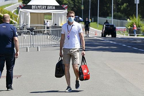 Di Resta on standby for McLaren in Silverstone