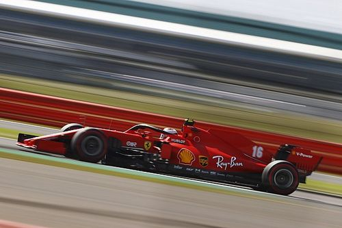 "Leclerc: Eighth ""realistic picture"" of Ferrari's pace"
