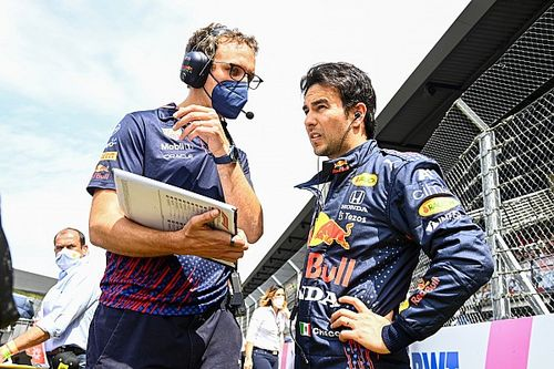 """""""Si Pérez no siente la confianza de Red Bull, puede ir más lento"""""""