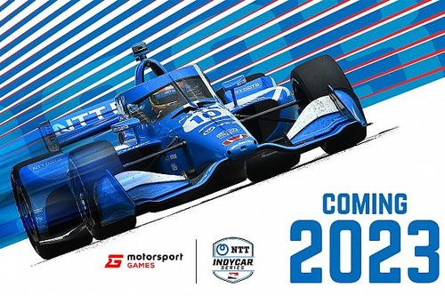 Motorsport Games va commercialiser le jeu officiel de l'IndyCar