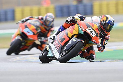Raúl Fernández y Gardner estrenarán la KTM de MotoGP en el test de Misano