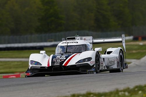 Mazda toma la pole para la carrera de IMSA en Mid-Ohio
