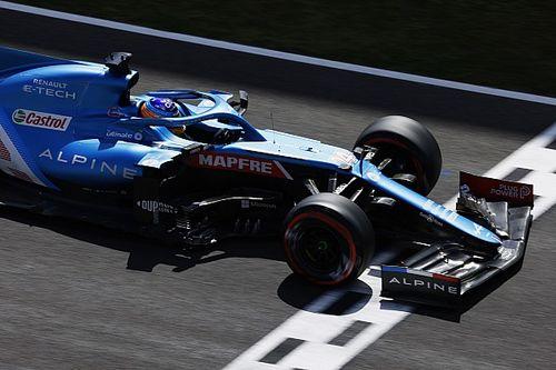 Renault, el mejor de los motores en el GP de Portugal