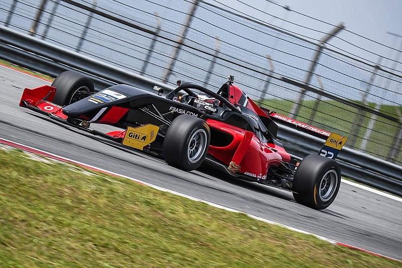 F3 Asia Sepang: Hughes menangi Race 2, Presley ke-10