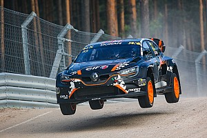 GCK unveils expanded four-car World RX entry