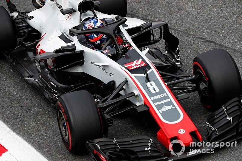 Grosjean autója szabálytalan, így kizárják az Olasz GP-ről