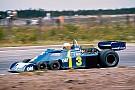 L'unique et spectaculaire Tyrrell P34 àsixroues