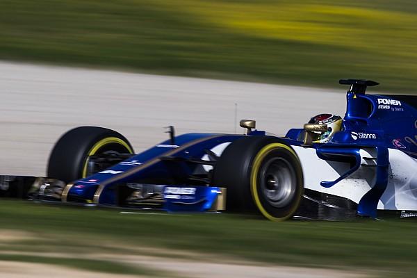 Formule 1 Actualités Wehrlein apte à participer au GP d'Australie