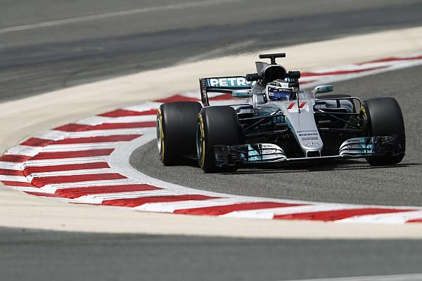 F1 Bottas lidera el último día en Bahrein y McLaren logra su mejor día de test