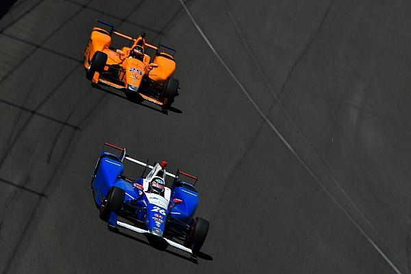 Sato, Alonso'nun Indy'deki sürüşünü övüyor
