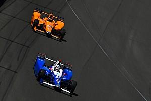 IndyCar Noticias de última hora Sato no tiene claro que Alonso fuera a ganar en Indy 500 sin romper motor