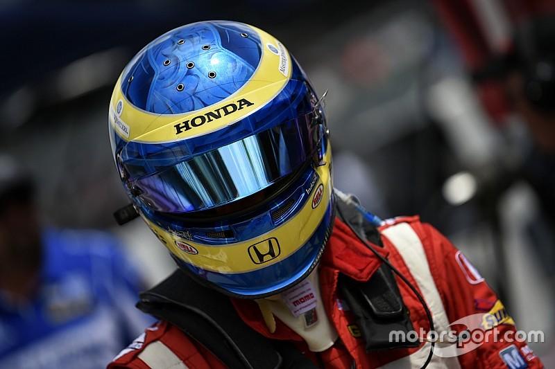 Indy 500: Bourdais hits 233mph as storms halt Day 5 practice