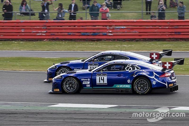 Emil Frey Racing : à Silverstone premier point de la saison dans le BES