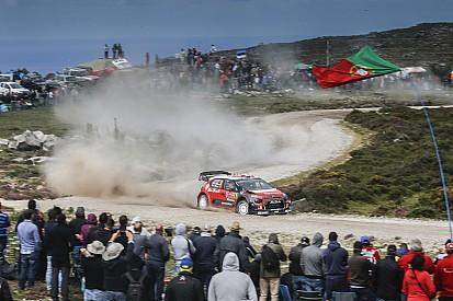 WRC Le tour du monde de Gabin Moreau : Portugal