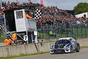Ралі-Крос Репортаж з гонки WRX у Бельгії: Крістофферссон нарешті зупиняє Екстрьома