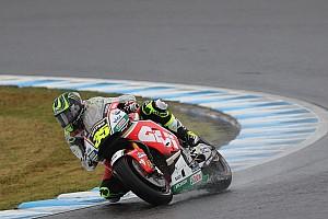 MotoGP Noticias de última hora VIDEO: Crutchlow se cayó y se llevó puesto a Lorenzo