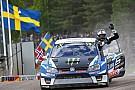 World Rallycross Kristoffersson gagne encore, podium pour Loeb