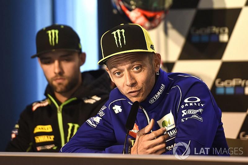 """Rossi: """"En términos de velocidad, me siento más rápido ahora que en 2015"""""""