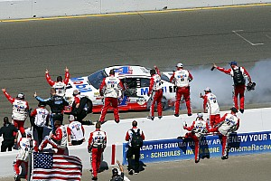 NASCAR Cup Race report