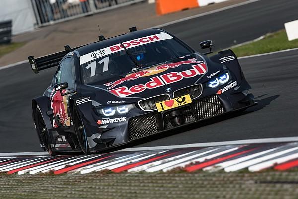 DTM Zandvoort DTM: Wittmann fends off Rockenfeller in frantic race