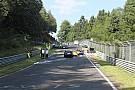 General Diez heridos en día de pruebas en Nordschleife