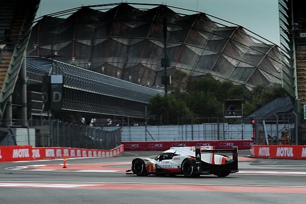 Porsche repite el doblete en los segundos libres en México