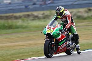 MotoGP 速報ニュース 【MotoGP】エスパルガロ「アプリリアは速い。今季中に表彰台を!」