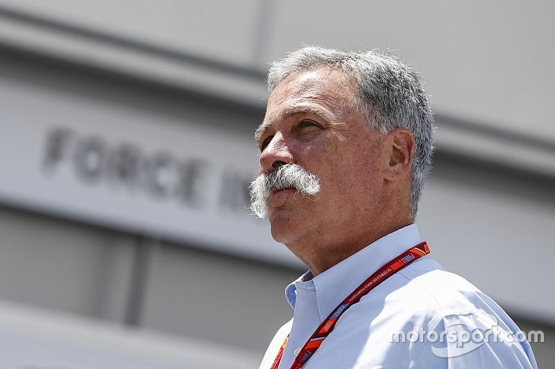 Carey: Britanya GP'si Silverstone'da yapılmak zorunda değil
